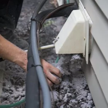 Dryer Vent Cleanout Services